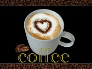 Coffee! Photo from Pixabay.com